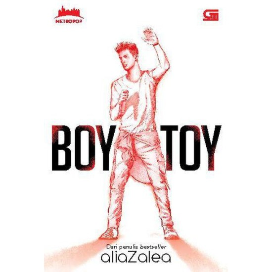 MetroPop: Boy Toy (Soft Cover)