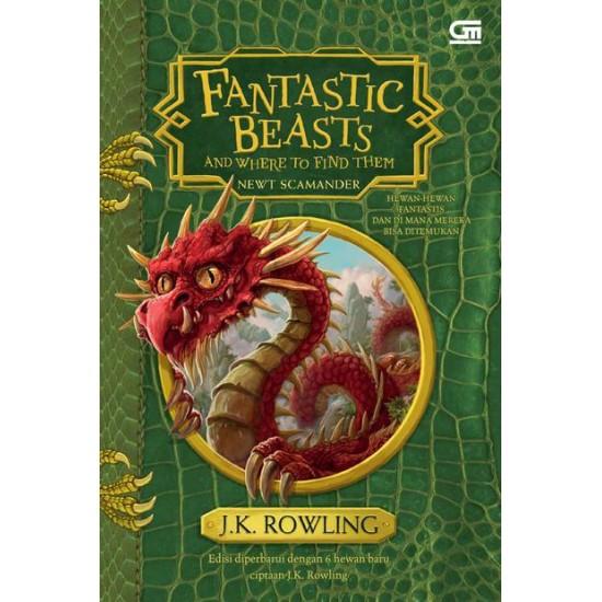 Hewan-Hewan Fantastis dan Dimana Mereka Bisa Ditemukan (Fantastic Beasts and Where to Find Them)