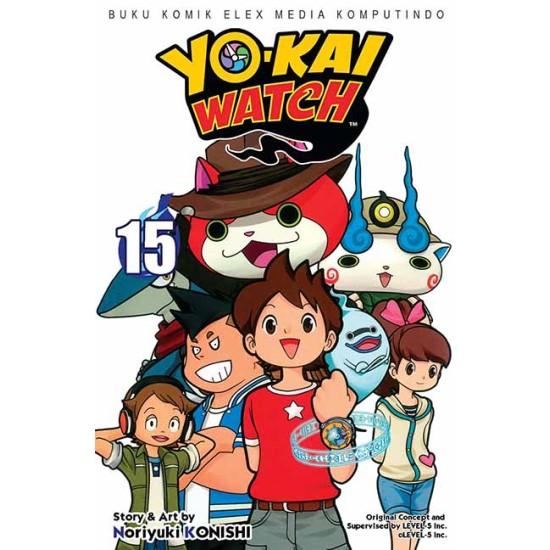 Yokai Watch 15