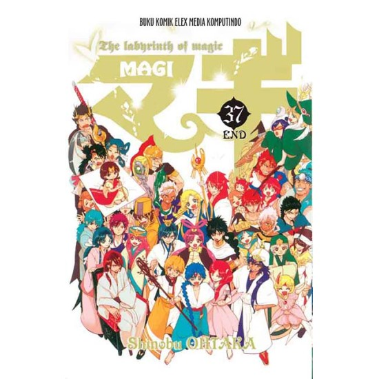 Magi 37 (END)