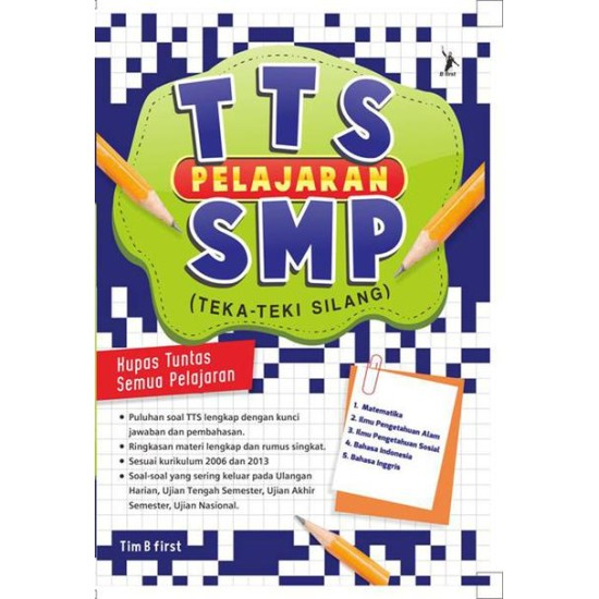 TTS Pelajaran SMP (Teka-Teki Silang)