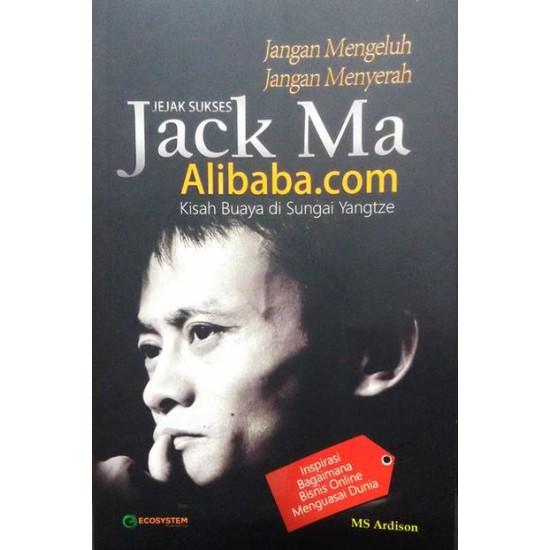 Jejak Sukses Jack Ma