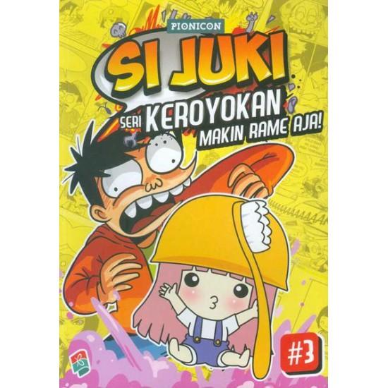 Si Juki Keroyokan #3