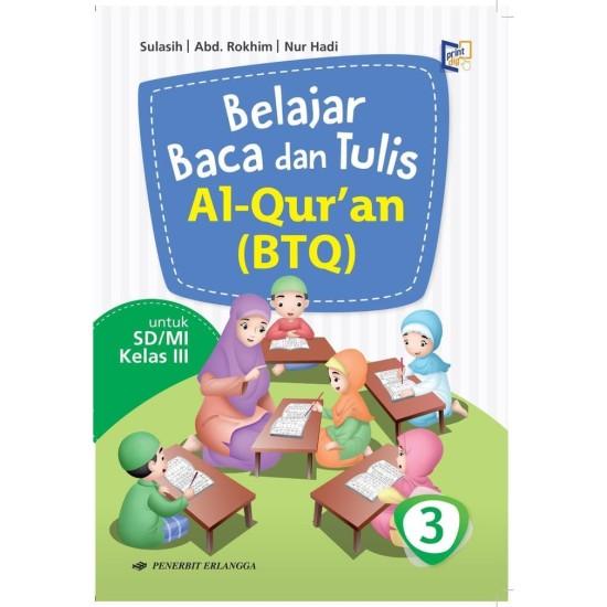 Belajar Baca Tulis Al-Qur'an Jilid 3/KTSP