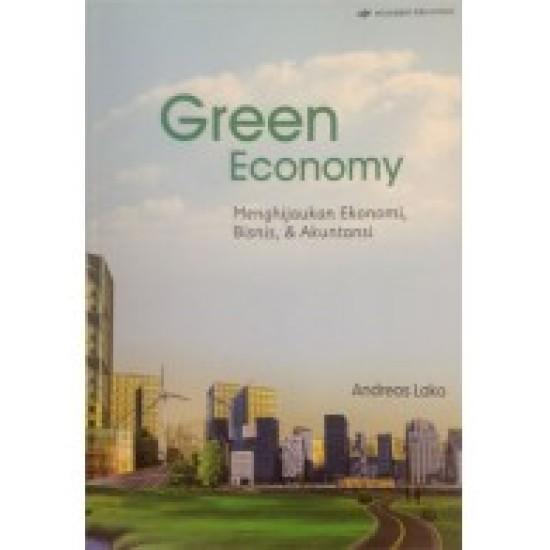 Green Economy Menghijaukan Ekonomi, Bisnis & Akuntansi