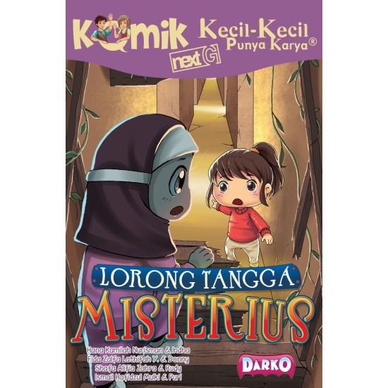 Komik Kkpk.Next G Lorong Tangga Misterius-New