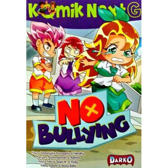 Komik Kkpk Next G : No Bullying