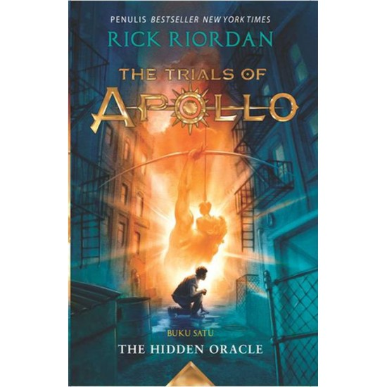 The Trials Of Apollo #1 : The Hidden Oracle
