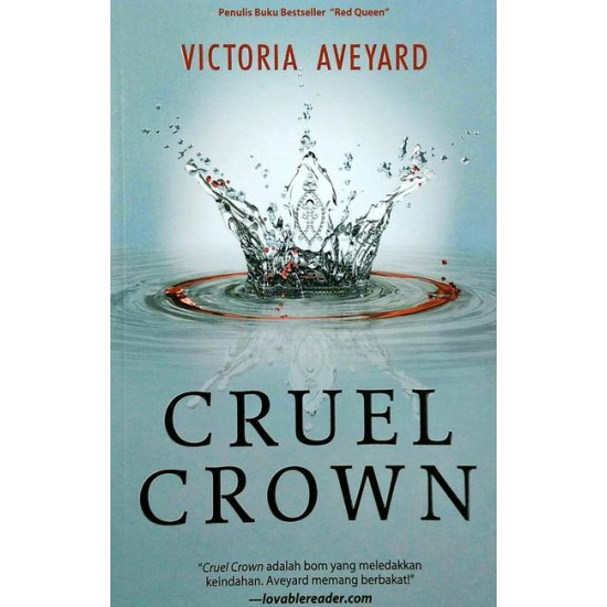 Red Queen Series : Cruel Crown