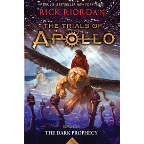 The Trials Of Apollo #2 : The Dark Prophecy