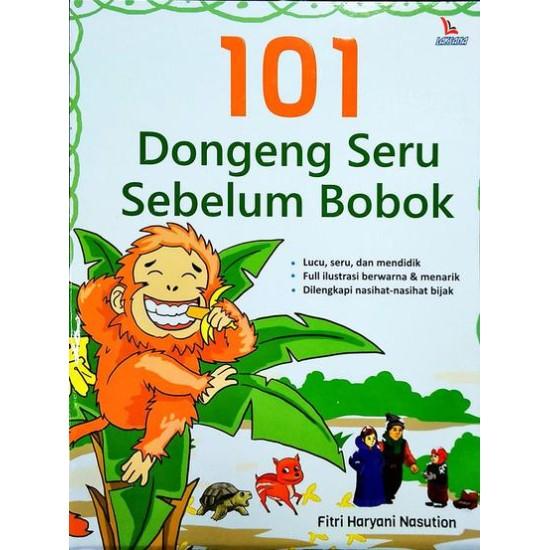 101 Dongeng Seru Sebelum Bobok