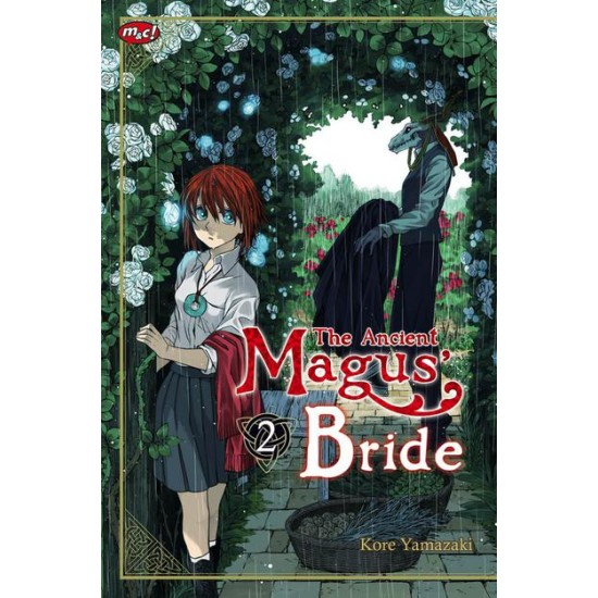 The Ancient Magus' Bride 02