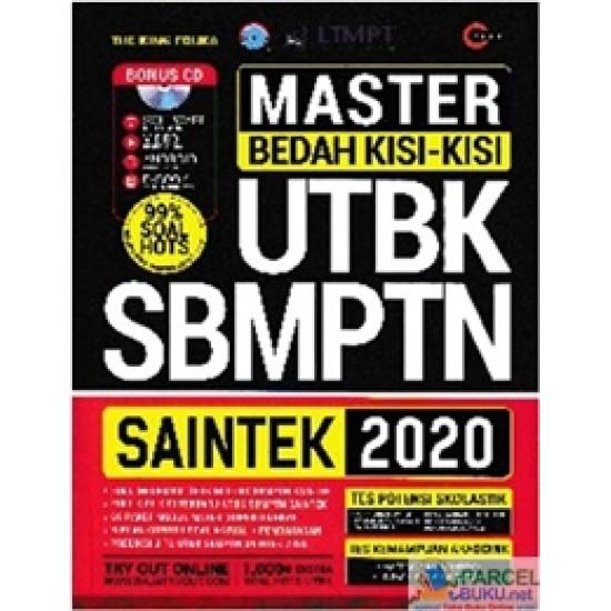 Master Bedah Kisi-Kisi UTBK SBMPTN SAINTEK 2020 (PLUS CD)