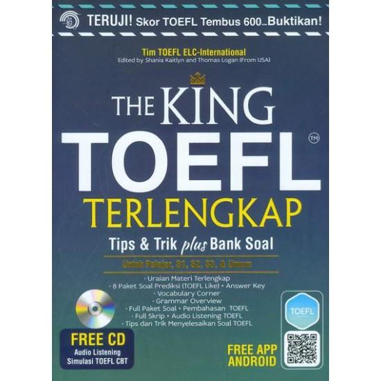 The King TOEFL Terlengkap + CD