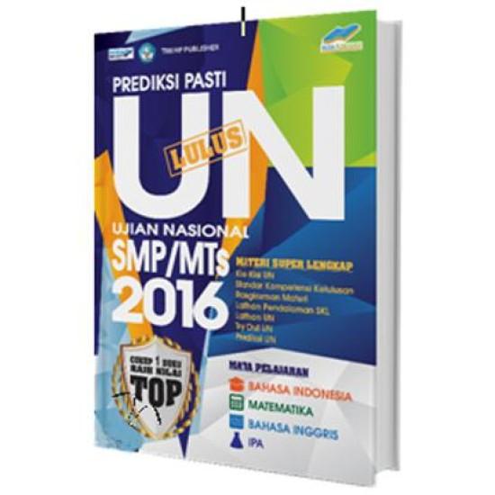Prediksi Pasti Lulus UN SMP/MTs - 2017