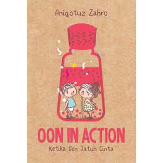 Oon in Action - Ketika Oon Jatuh Cinta