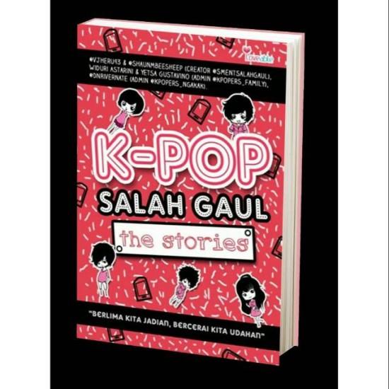 Kpop salah gaul the stories