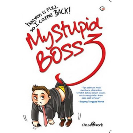 My Stupid Boss #3