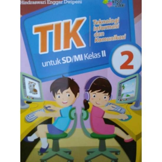 TIK (Teknologi Informasi dan Komunikasi) SD/MI Kelas 2