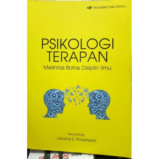 Psikologi Terapan Melintas Batas Disiplin Ilmu