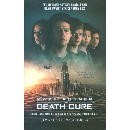 The Death Cure (Republish) - Cover Film