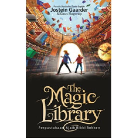 The Magic Library : Perpustakaan Ajaib Bibbi Bokken