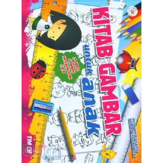 Kitab Gambar untuk Anak