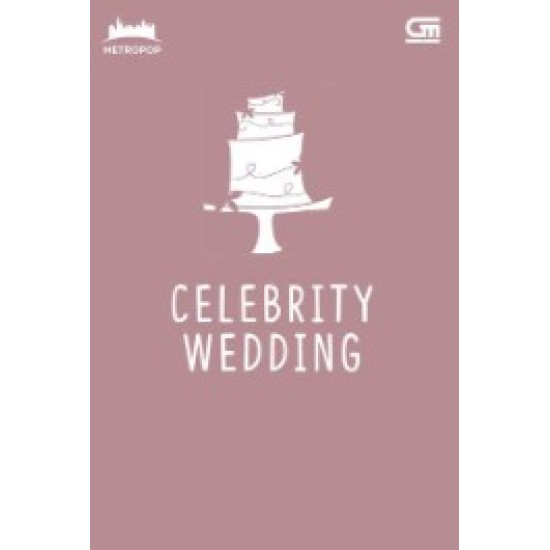Metropop: Celebrity Wedding - Cover baru