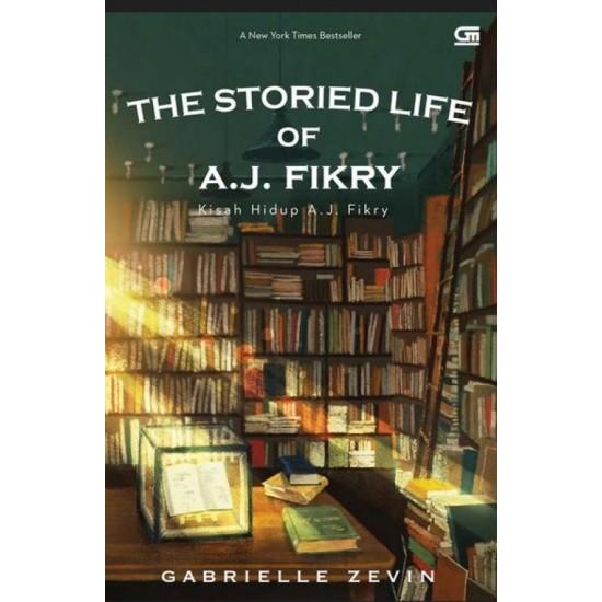 The Storied Life Of A.J. Fikry (Kisah Hidup A.J. Fikry)