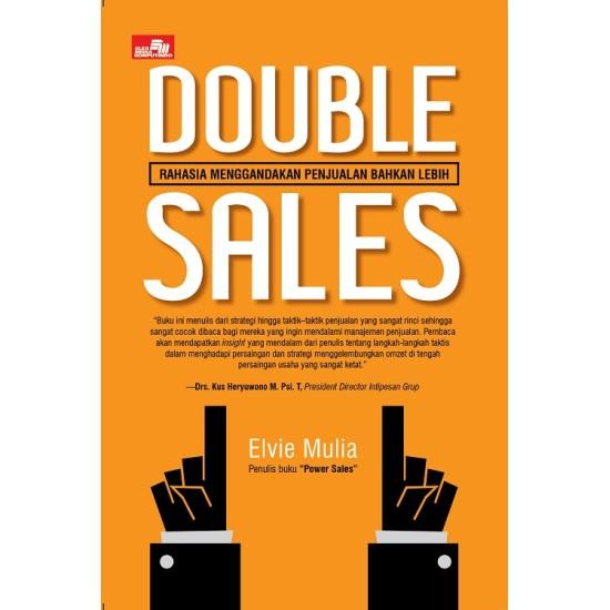 Double Sales: Rahasia Menggandakan Penjualan Bahkan Lebih