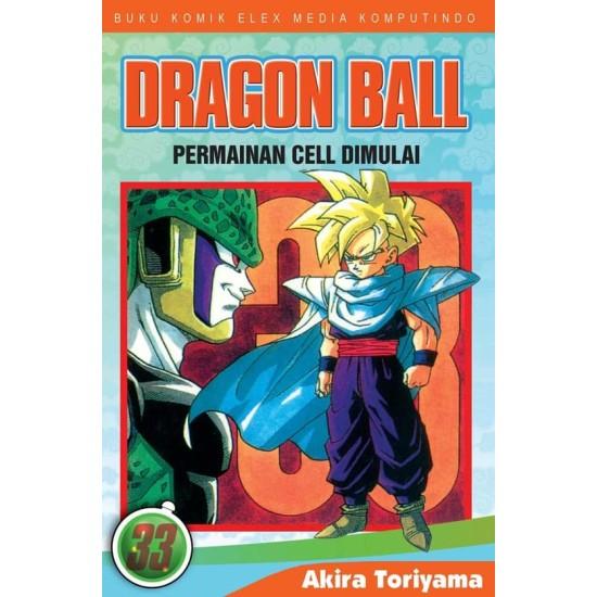 Dragon Ball Vol. 33