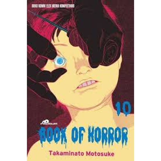 Book Of Horror 10