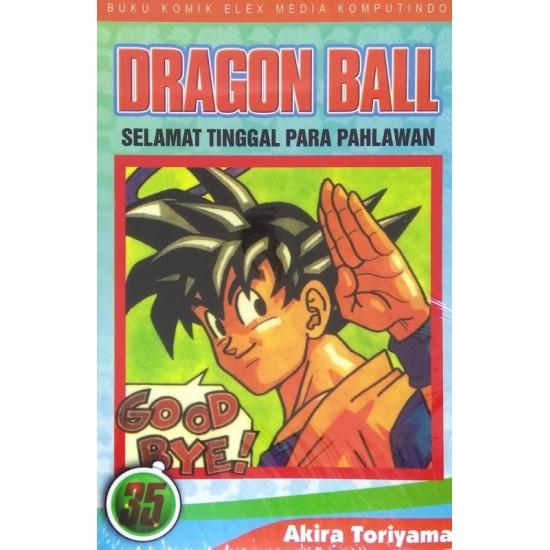 Dragon Ball Vol. 35