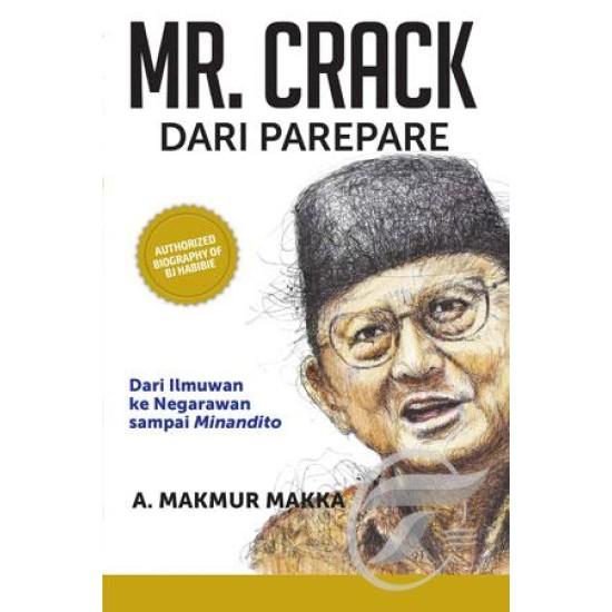 Mr. Crack dari Parepare