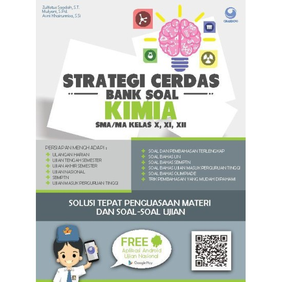 Strategi Cerdas Bank Soal Kimia SMA Kelas X, XI, XII