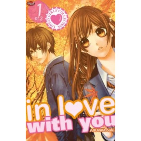 In Love With You 1 - Terbit Ulang