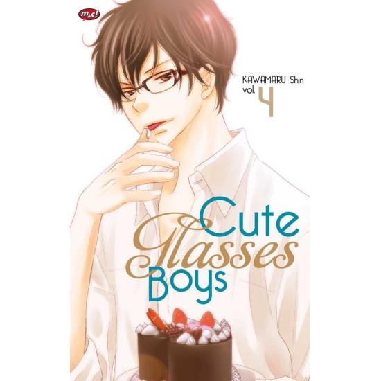 Cute Glasses Boys 04