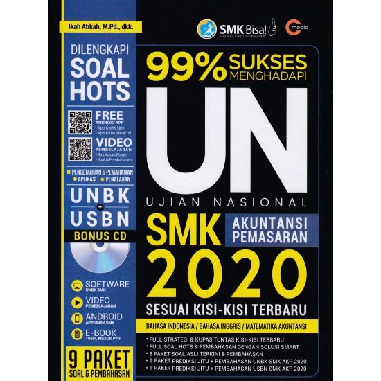 99% Sukses Menghadapi UN SMK AKP 2020 (Plus CD)