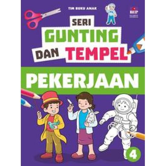 Seri Gunting Dan Tempel 4 : Pekerjaan