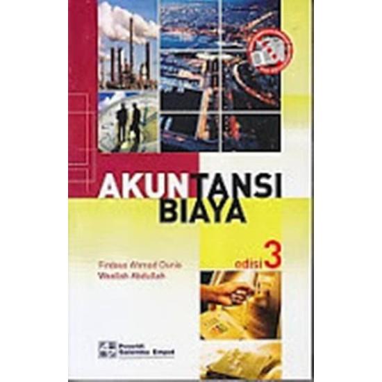 Akuntansi Biaya Edisi 3