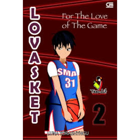 TeenLit: Lovasket #2: For the Love of The Game