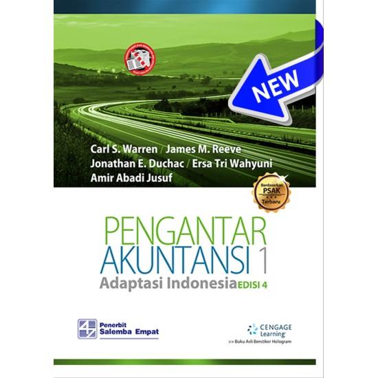 Pengantar Akuntansi 1—Adaptasi Indonesia (e4)