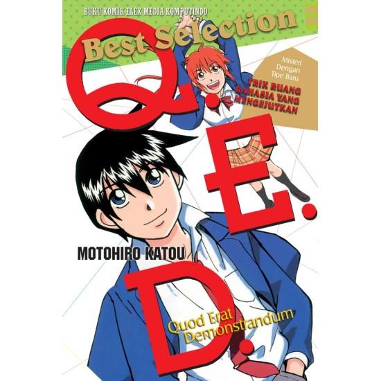 QED Best Selection - Edisi Trik Ruang Rahasia Yang Mengejutkan