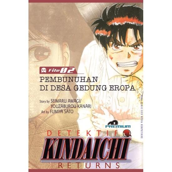 Detektif Kindaichi (Premium) 2
