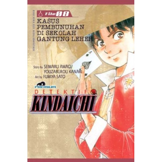 Detektif Kindaichi (Premium) 8