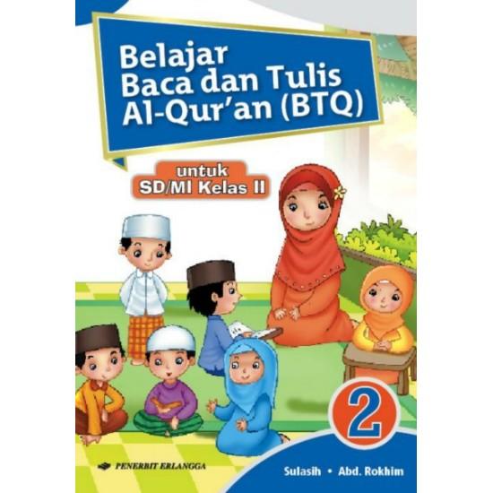 Belajar Baca Tulis Al-Qur'an Jilid 2/KTSP
