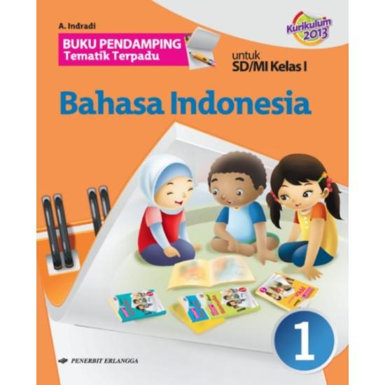 Bahasa Indonesia SD/MI Kelas 1