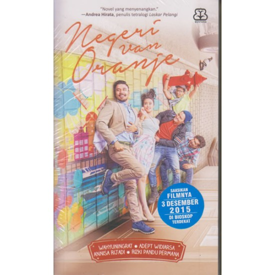 Negeri van Oranje (Cover Film)