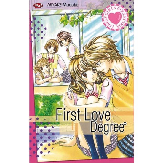 First Love Degree - Terbit Ulang