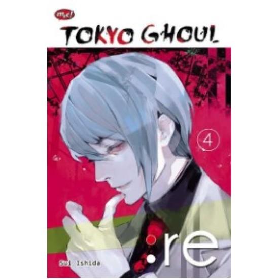 Tokyo Ghoul : re 04